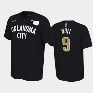 Thunder #9 Nerlens Noel Earned T-Shirt